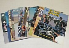 13 x On Two Wheels Magazines - Bundle - 1970's - See listing for issue numbers.