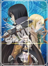 Grimoire of Zero Assembly Card Game Character Sleeves Vol.14 80CT Anime Art