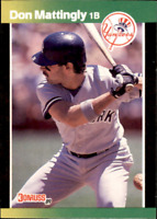 1989 Donruss Baseball's Best Card #s 1-200 - You Pick - Buy 10+ cards FREE SHIP