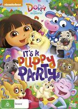 Dora The Explorer - It's A Puppy Party! (DVD, 2016)