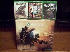 Titanfall Edition Xbox One Bundle & More: GTA V, Adv Warfare & Ghosts Brand New!