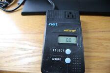 Watts Up? .NET EDITION! Power Meter