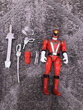Power Rangers RPM Full Throttle Red Eagle Ranger