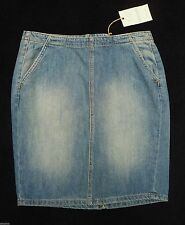 Denim Straight, Pencil Short/Mini Casual Skirts for Women