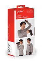 Cinghia da Polso e Tracolla Joby 3-Way Camera Strap x Nikon Canon
