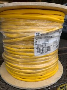 Southwire Signal Composite Cable Yellow 500 FT