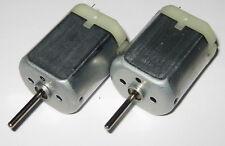 2 X 280 Mabuchi Dc Motor Mini Generator 12 Vdc Generate 1 V Per 800 Rpm