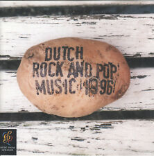 Dutch Rock and Pop Music 1996 by VA (CD) Jan Akkerman/Ayreon/Nits/Lois Lane...