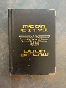 Mega City 1 Judge Dredd 1995 Book Of Law Prop Replica