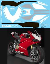 1/4 Ducati Panigale 1299 R Supplementary Decals for Pocher  Decal TBD281