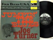 Joe Turner - Jumpin' The Blues LP 1965 1st UK Press Fontana 688 802 ZL Mono