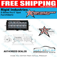 "Rigid Industries E Series Pro 6"" Spot #106213"