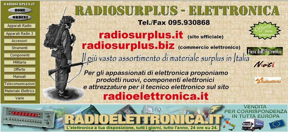 Radiosurplus Elettronica srl