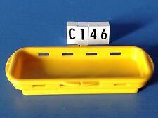 (C146) playmobil brancard hélicoptère pompier 3888/4428
