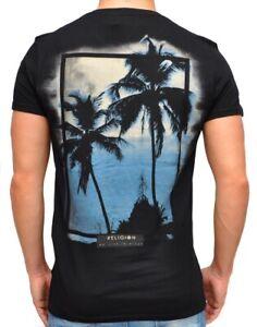 PALM SUNSET - T-Shirt - schwarz - Religion - Herren