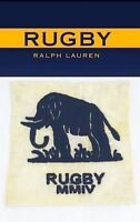 Rugby Ralph Lauren Elephant Spell Out Patch RLFC Polo