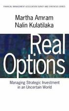 Real Options: Managing Strategic Investment in an Uncertain World (Financial Ma