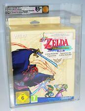 Legend of Zelda the Wind Waker HD-Nintendo Wii U-nuevo sealed graded VGA 85+