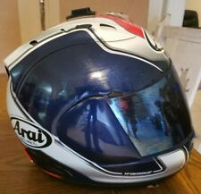 Dani Padrosa RX7RR ARAI Helmet, Mint Condition.