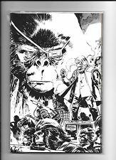 Exile On The Planet Of The Apes #4 Variant (8.5) Boom!