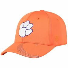 Clemson Tigers Hat Pitted Memory Fit Flex Fit Cap