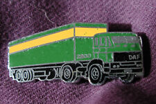 DAF 2500 truck lorry vintage pin badge