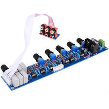 HIFI Pre-amplifier Board 5.1 Volume Control Panel Volume Tone EQ Control Board