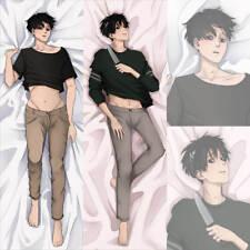 Anime: Killing Stalking: Yoonbum Dakimakura 50x150cm: pillow case  N552