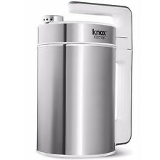 Knox Automatic Soy, Almond, Cashew Milk & Soup & Juice Maker - Stainless Steel