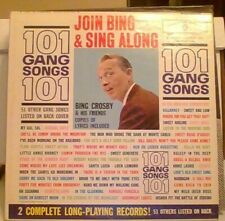 BING CROSBY - 4 RECORD LOT - FREE SHIPPING - SEE DESCRIPTION