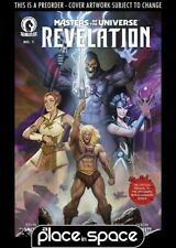 (WK27) MASTERS OF THE UNIVERSE: REVELATION #1A - PREORDER JUL 7TH