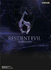 Resident Evil 6: Graphical Guide - Titan - Capcom Video Game Art - NEW & SEALED