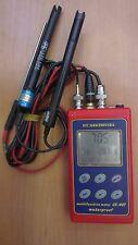 ELMETRON CX-401 Waterproof Multi Meter for pH Temp. ORP Cond. DO atm w/ Probes