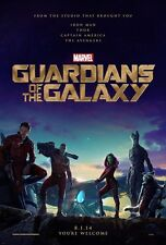 Guardians Of The Galaxy movie poster - Chris Pratt  - 11 x 17 inches (advance)