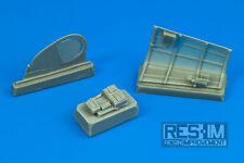 Resin Improvement 1/48 Messerschmitt Bf-109G Radio Equipment for Hasegawa #4801