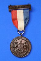 Empire Day medal Guildhall London 24th May 1937 [19682]