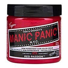 Red Passion Manic Panic 4 Oz Hair Dye