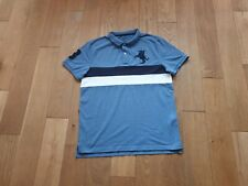GIORDANO Men's Polo Shirts Light blue size XL