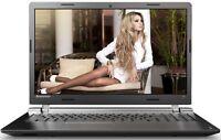 "Lenovo IdeaPad 15.6"" Laptop Intel Core i3 8GB 500GB DVDRW Bluetooth Webcam Win10"