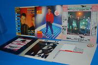 Lote de 6 discos LPS maxis AÑOS 80 pop-observa los grupos!!