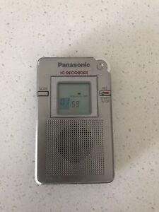 *RARE* Panasonic RR-DR60 Handheld Digital IC Recorder Made In Japan