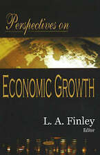 Perspectives on Economic Growth - New Book
