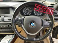 ✅✅✅ BMW X5 E70 Sport Multifonctions Volant Cuir