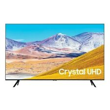 Samsung 55 inch TV 2020 LED 4K Crystal Ultra HD HDR Smart TV TU8000 Series