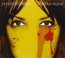 Hi Fiction Science - Curious Yellow (2014)  CD  NEW/SEALED  SPEEDYPOST