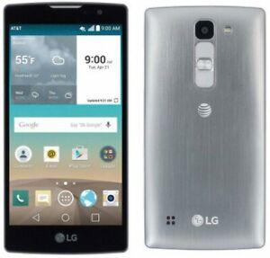OB LG Escape 2 (LG-H443) 4GB Silver AT&T Locked