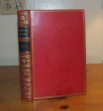 Hunting Tours. Cecil. 1924. 2nd ed. Fine Riviere Binding. 48 of 50 copies.