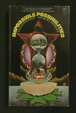 Impossible Possibilities by Pauwels & Bergier P/B Book Paranormal Parapsychology