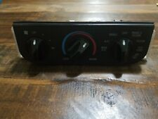 97 FORD EXPEDITION F150 TEMP A/C HEATER CLIMATE CONTROL TEMPERATURE HVAC 4X4