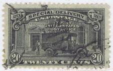 US: 1944 20c SPECIAL DELIVERY ( E19) F/VF used Rotary issue. (4)